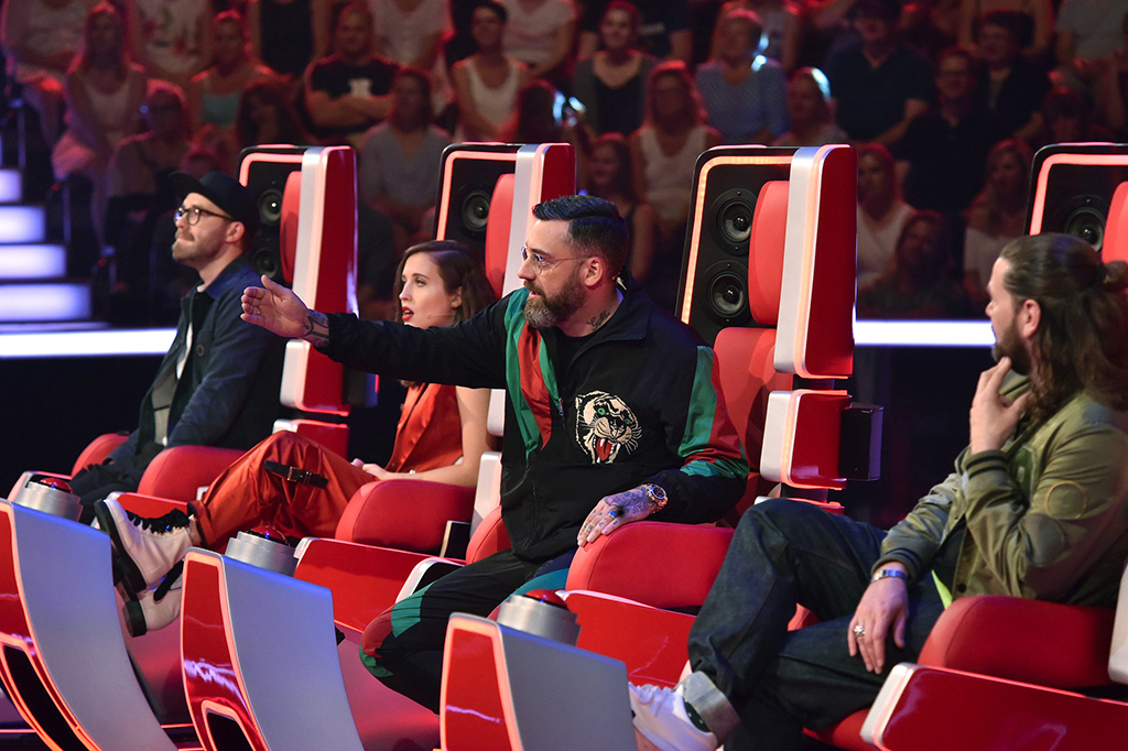 Start Staffel 10: The Voice of Germany