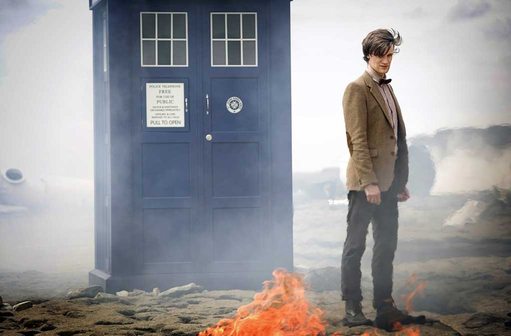 "Staffel 11 ""Doctor Who"" in der Mediathek"