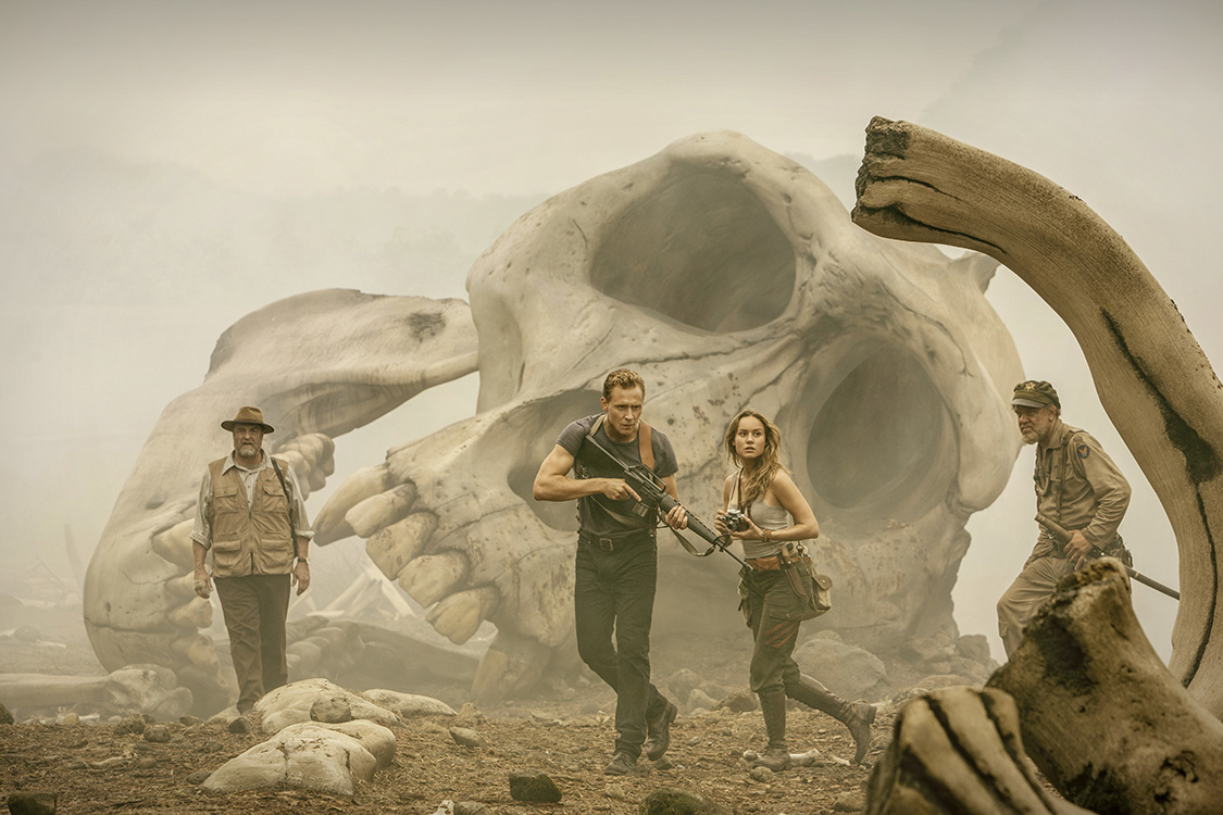 ORF-Premiere: Kong: Skull Island