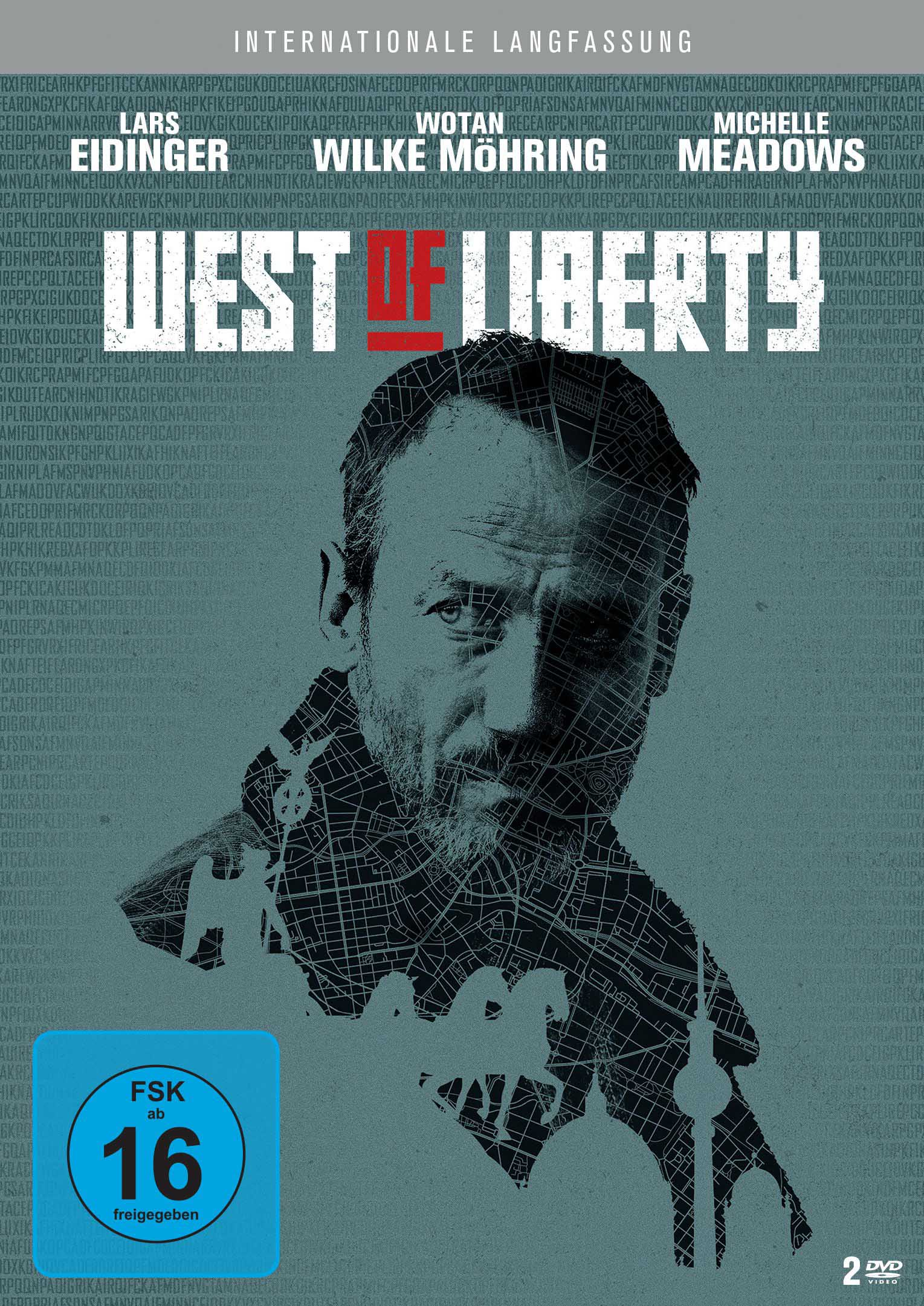 DVD - West of Liberty