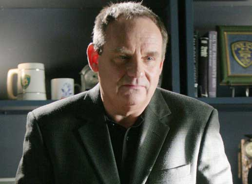 Paul Guilfoyle (Captain Jim Brass). Bild: Sender