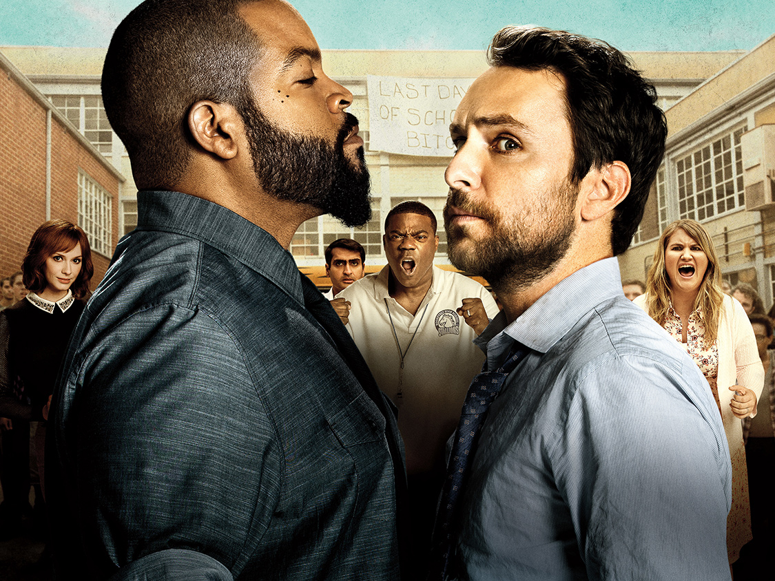 ORF-Premiere: Fist Fight