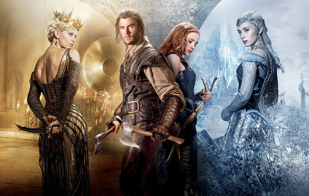 ORF-Premiere: The Huntsman & The Ice Queen