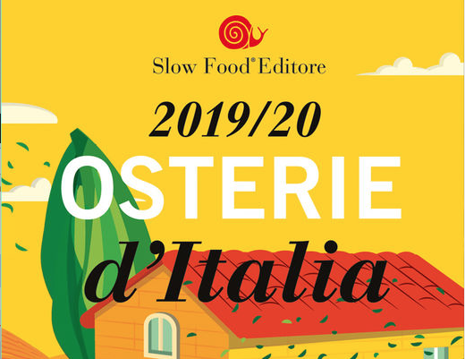 Neues Buch: Osterie d'Italia