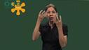 Gebärdensprache im TV Symbolbild