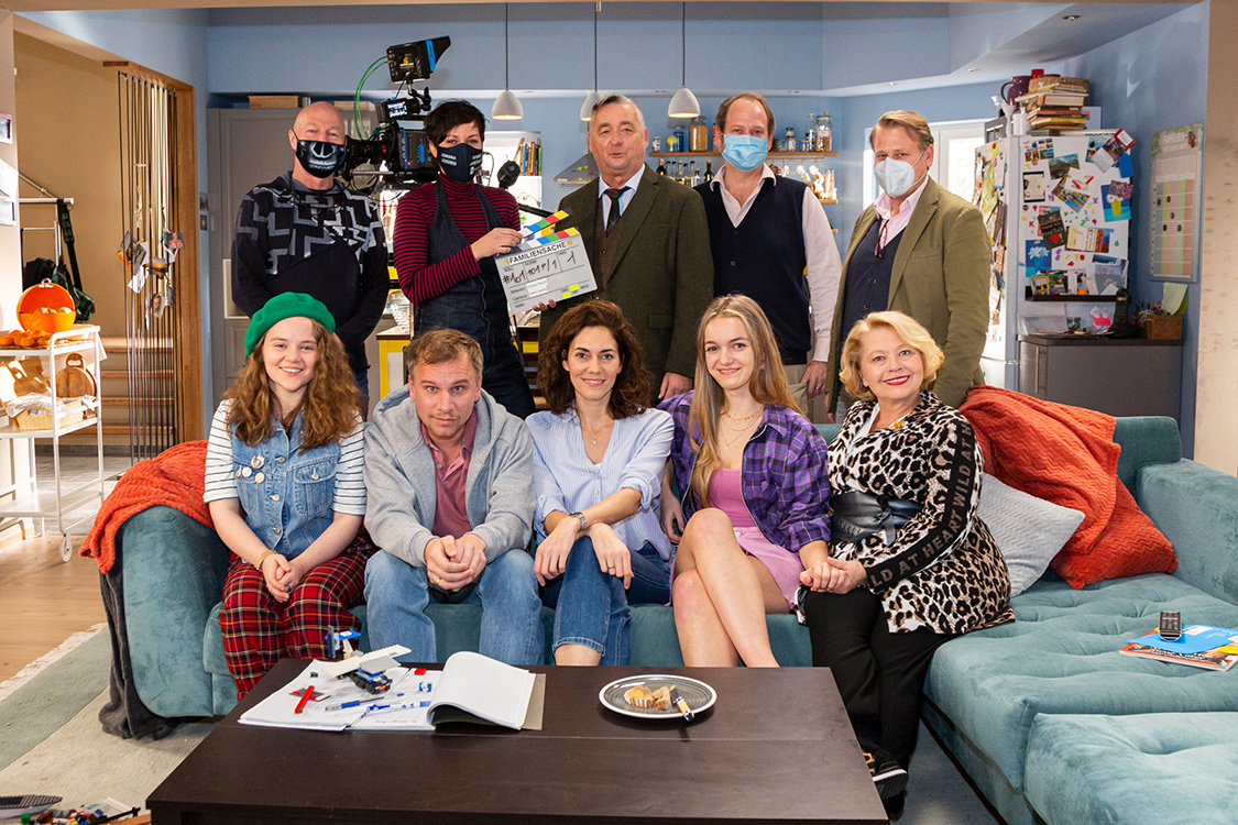Neue ORF-Comedyserie kommt: Familiensache